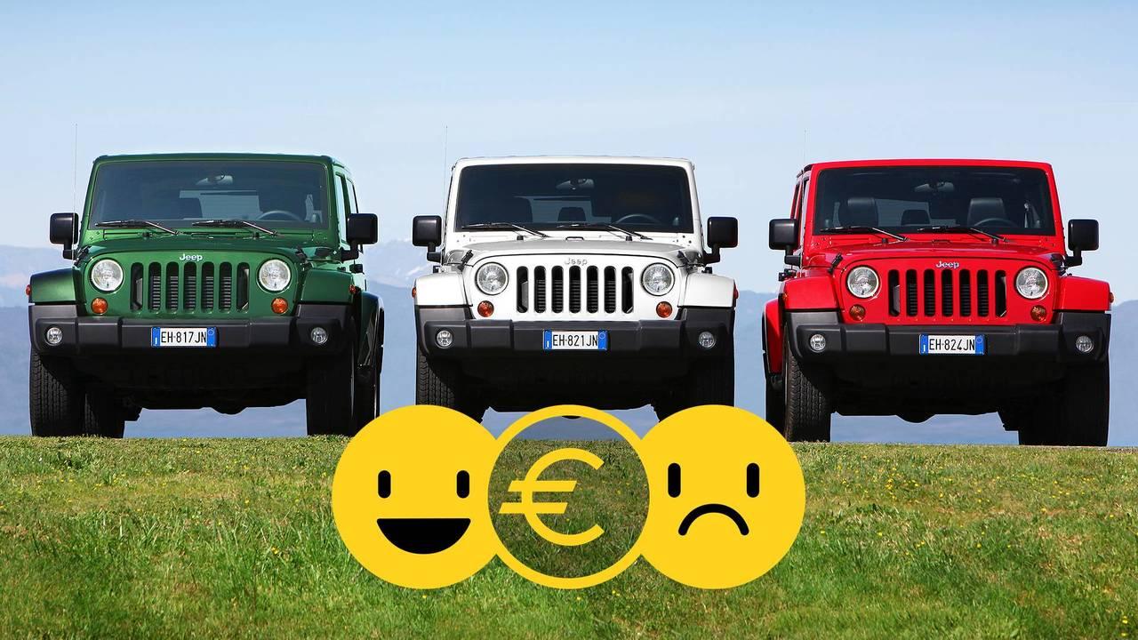 Promozione Jeep Wrangler
