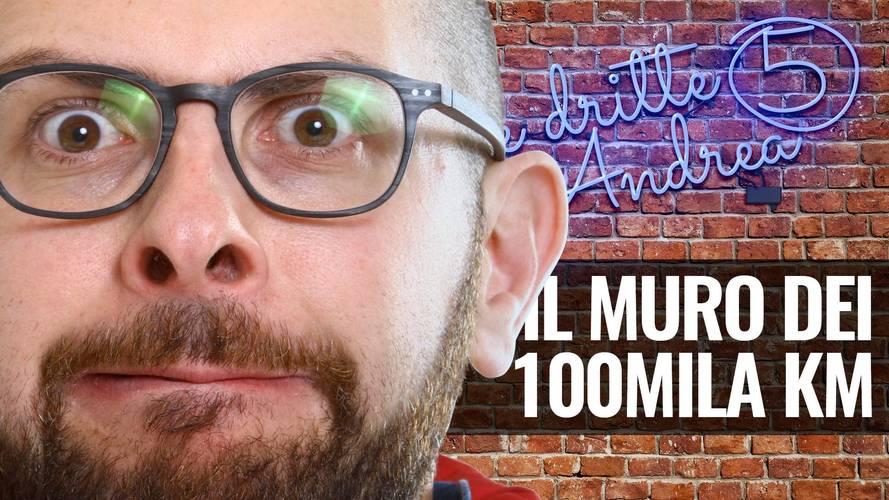 Le Dritte di Andrea: 100.000 km sono troppi? Dipende...