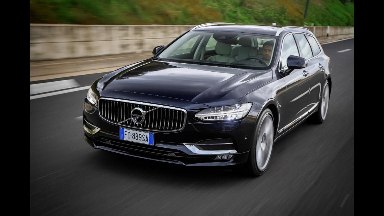 Volvo V90, le risposte alle vostre domande 002