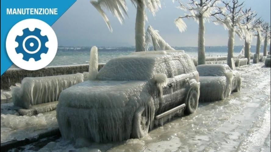 Proteggere l'auto dal freddo, 3 consigli utili