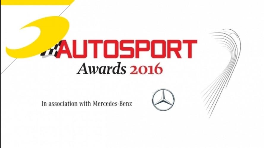 Autosport Awards, domenica 4 la premiazione in diretta da Londra [VIDEO]