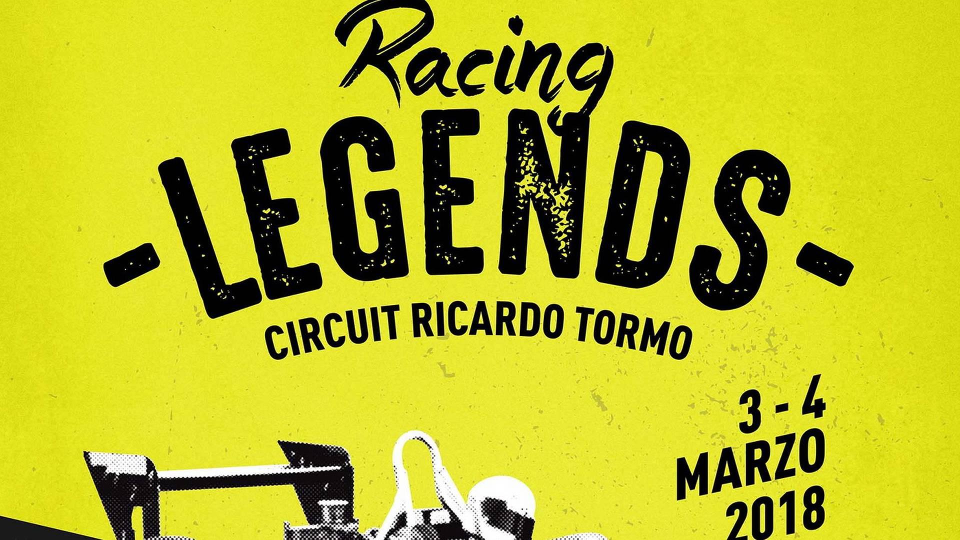 Circuito Ricardo Tormo : El circuit ricardo tormo celebra el racing legends