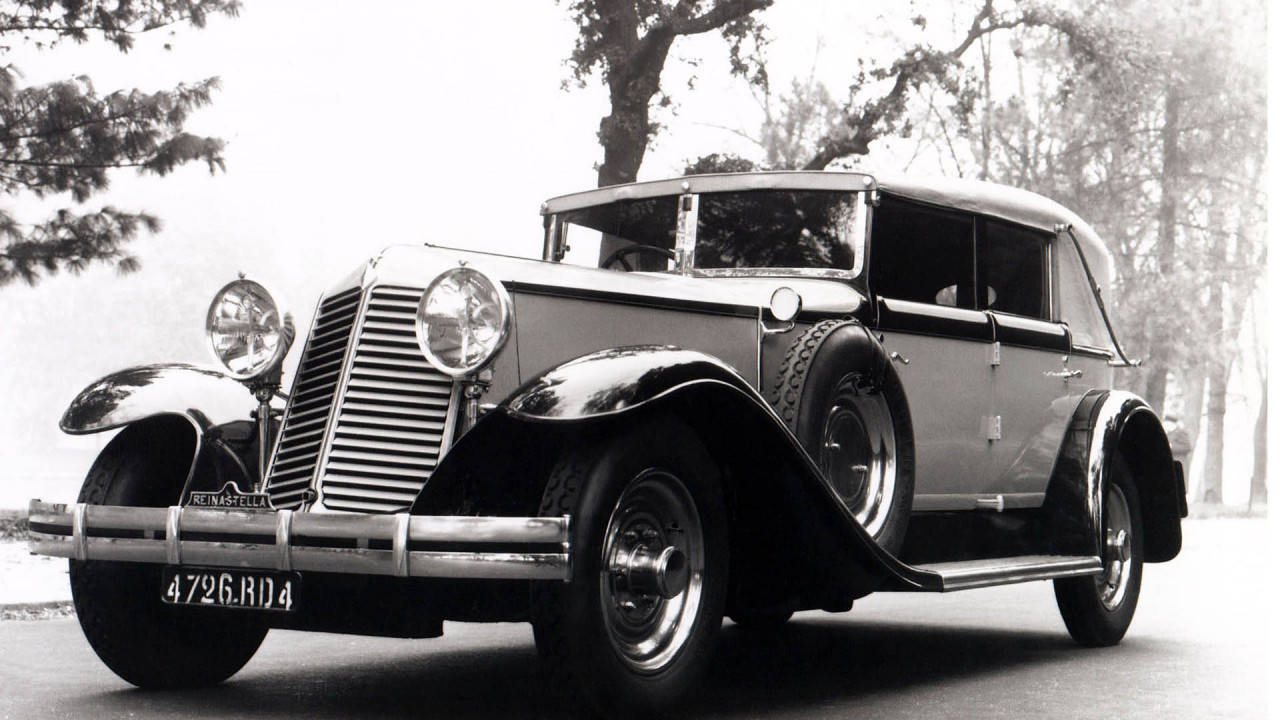 Renault Reinastella (1929)