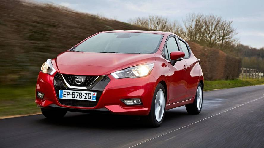 2017 Nissan Micra 1.0 71 first drive: Decent second car