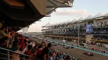 Nueva parrilla de salida F1