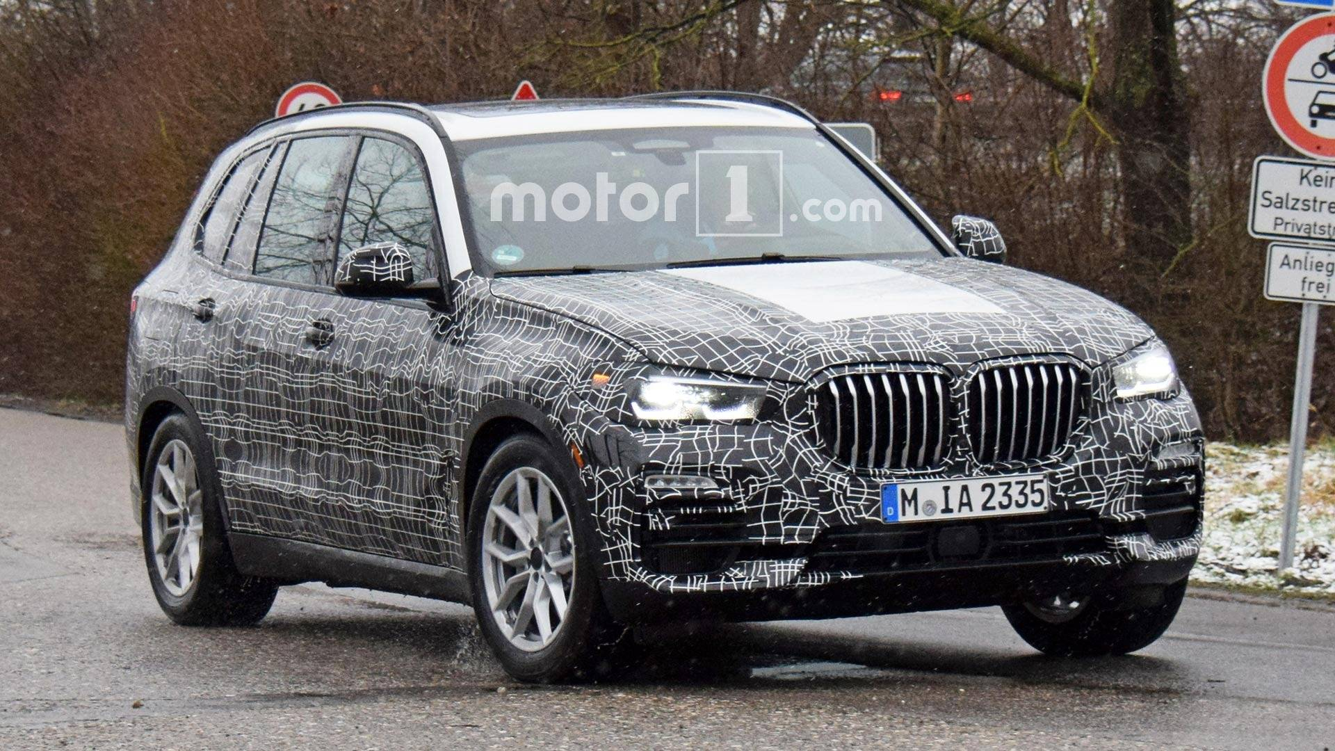 New 2019 BMW X5 96