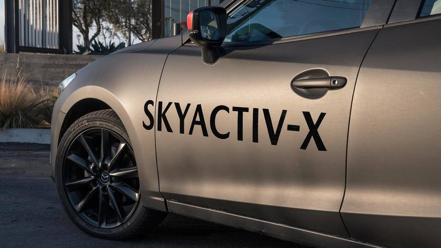 Mazda3 With Skyactiv-X Engine Not Coming To U.S. Anytime Soon