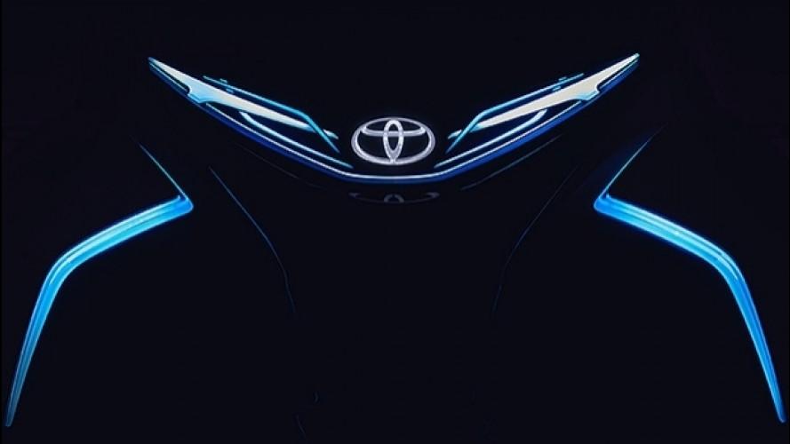 [Copertina] - Toyota i-TRIL concept, l'elettrica a tre posti è a Ginevra