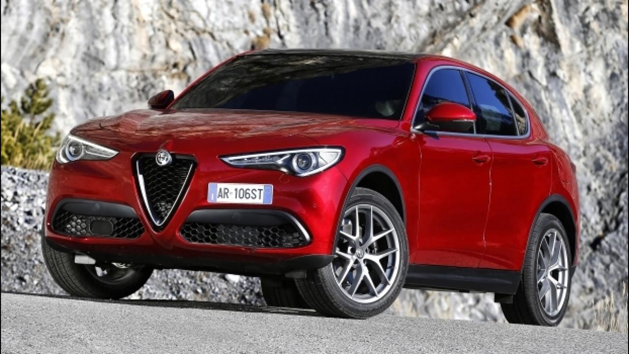 [Copertina] - Alfa Romeo Stelvio, foto, prezzi e motori per l'Italia [VIDEO]