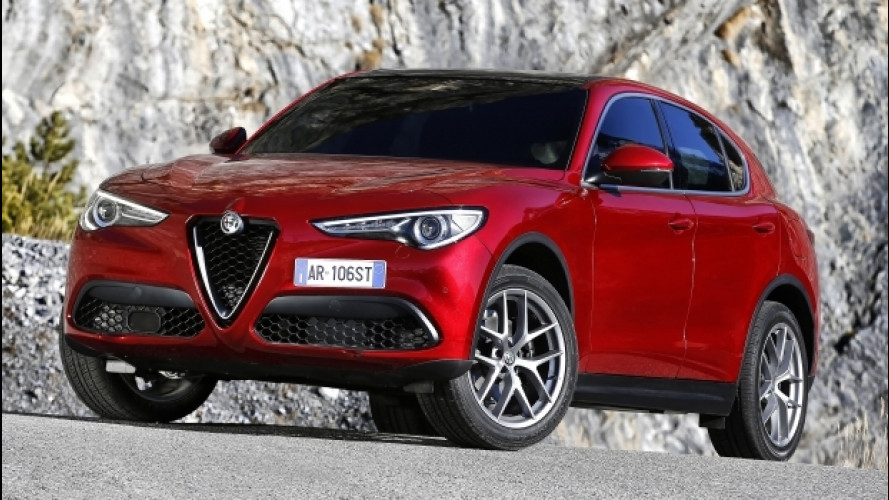 Alfa Romeo Stelvio, foto, prezzi e motori per l'Italia [VIDEO]