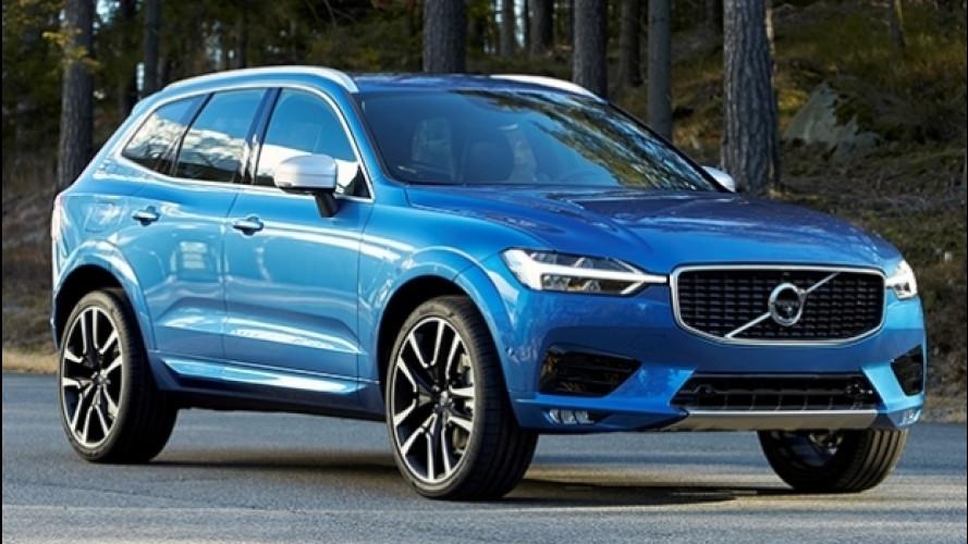Nuova Volvo XC60, cambiamento senza rivoluzioni [VIDEO]