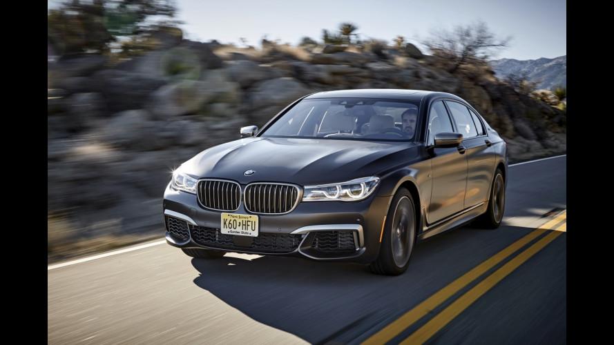 BMW M760Li xDrive, il lusso non è mai andato così forte
