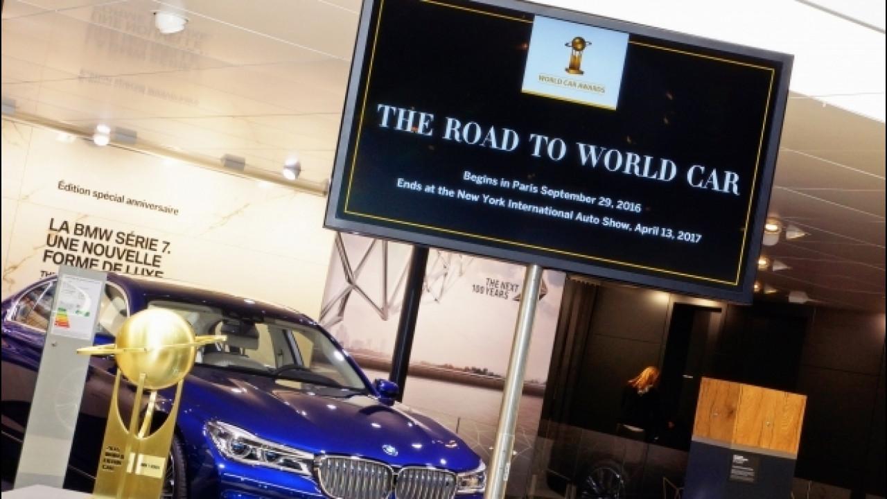 [Copertina] - World Car of the Year, ecco le 10 finaliste