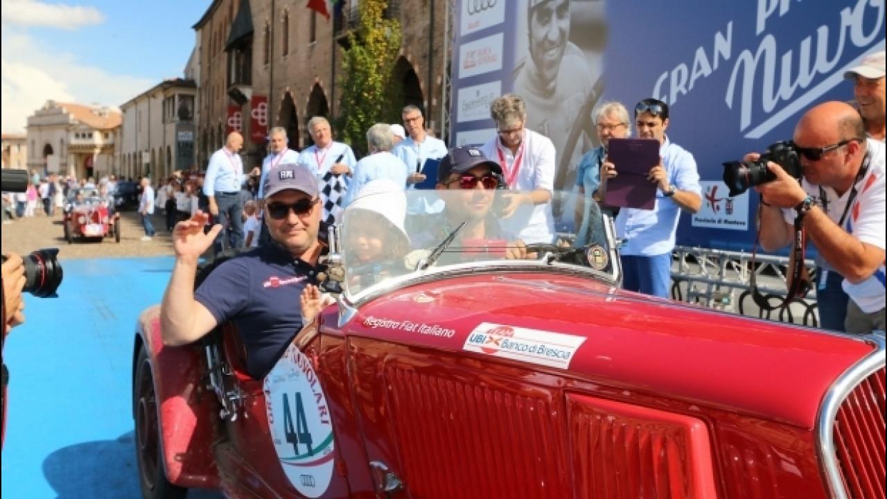 [Copertina] - GP Nuvolari, Vesco e Guerini vincono su Fiat 508 Balilla
