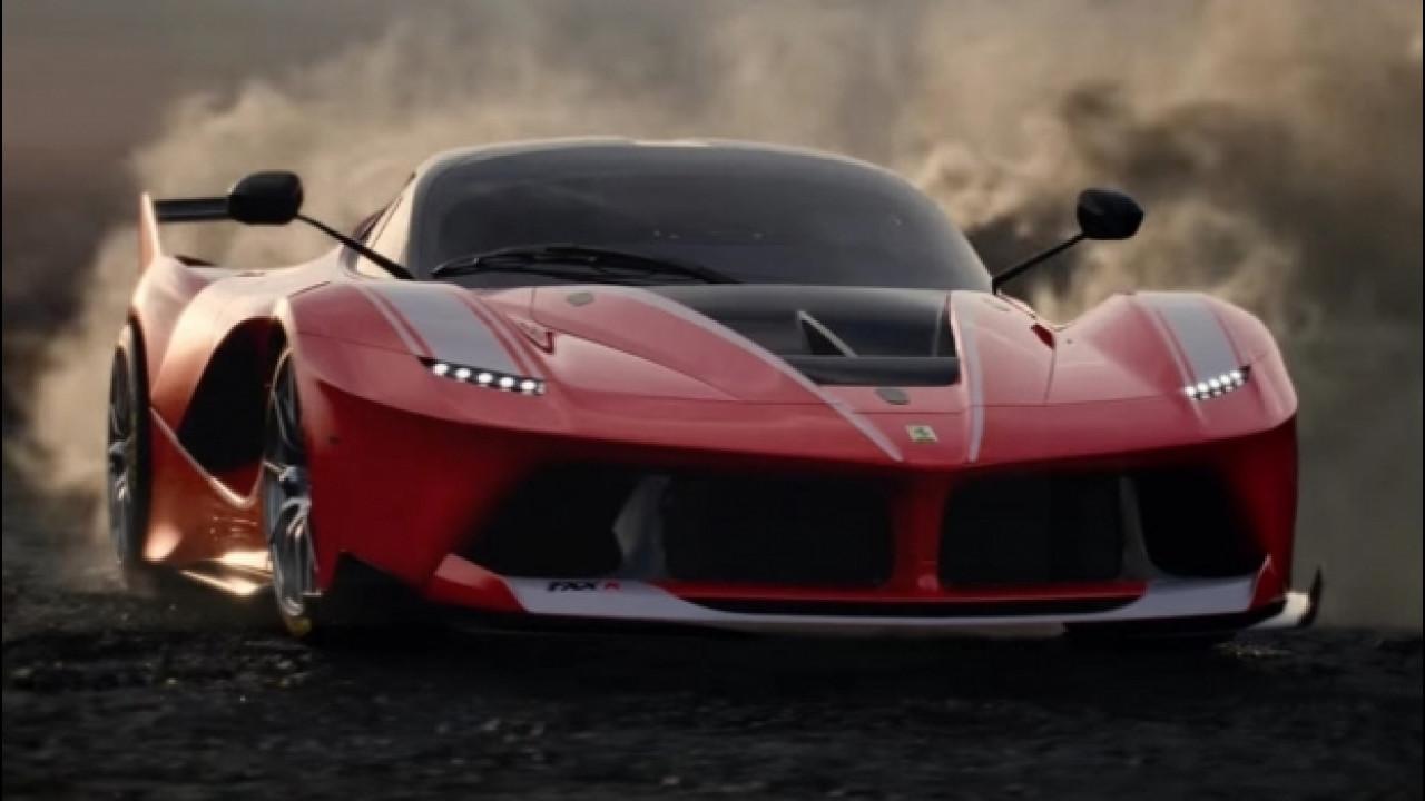 """[Copertina] - LaFerrari FXX K, una corsa sfrenata """"contro il tempo"""" [VIDEO]"""