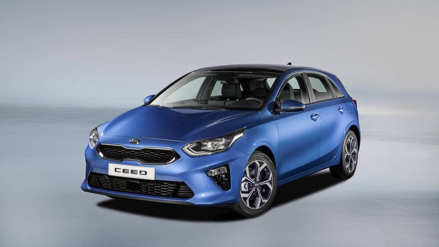 Kia Ceed prices and specs revealed