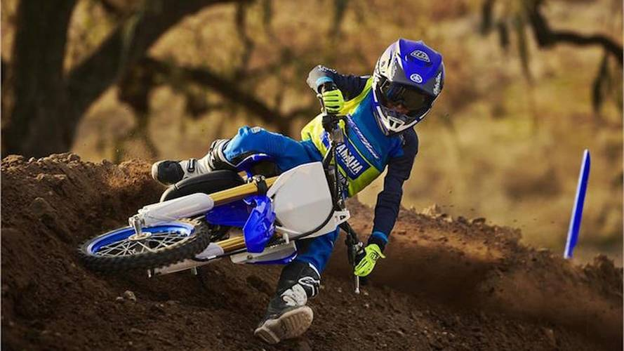 For The Kids: Yamaha Unveils New YZ65 MXer