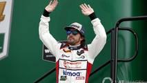 Fernando Alonso, en las 24 Horas de Daytona 2018