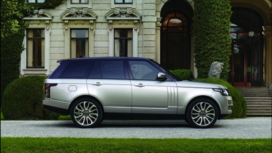 Range Rover model year 2017, a tutto hi-tech