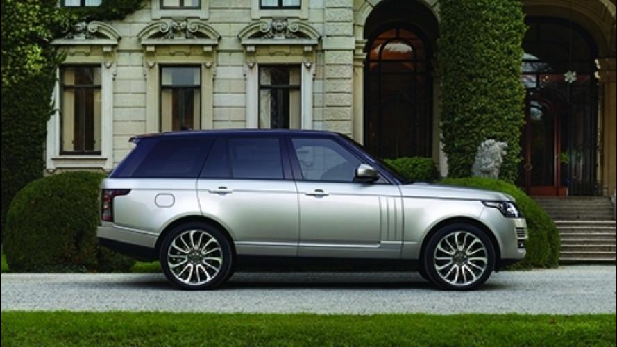 Range Rover model year 2017, a tutto hi-tech