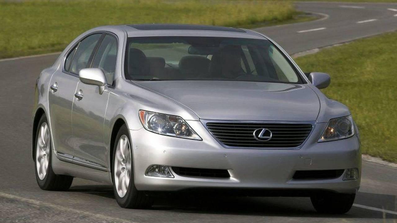 2007 World Car of the Year: Lexus LS 460h