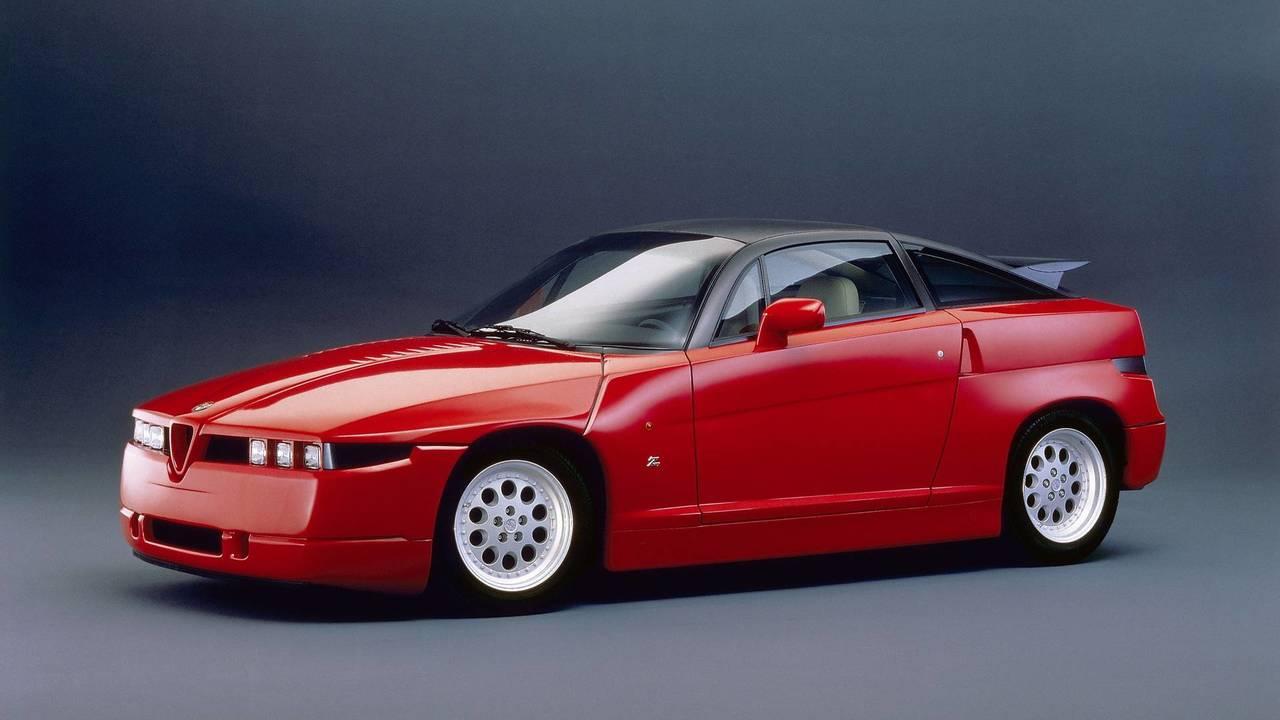 Alfa SZ 1989