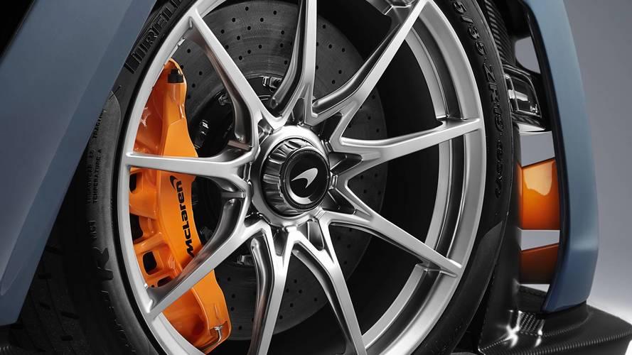 McLaren Senna Grey