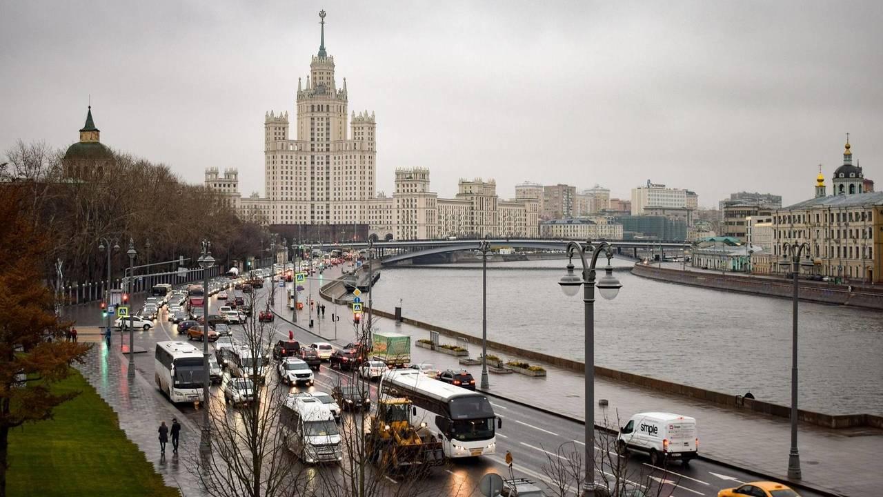 2. helyezett: Moszkva