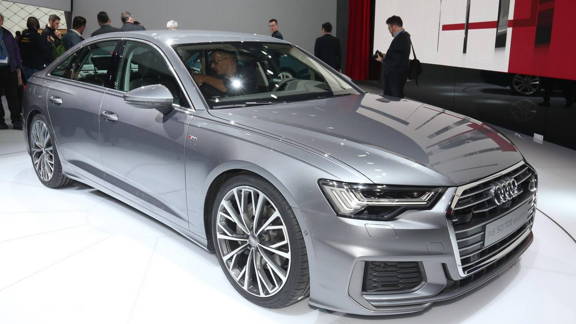 Audi A Starts At Offers Tons Of Tech On Higher Grades - A6 audi