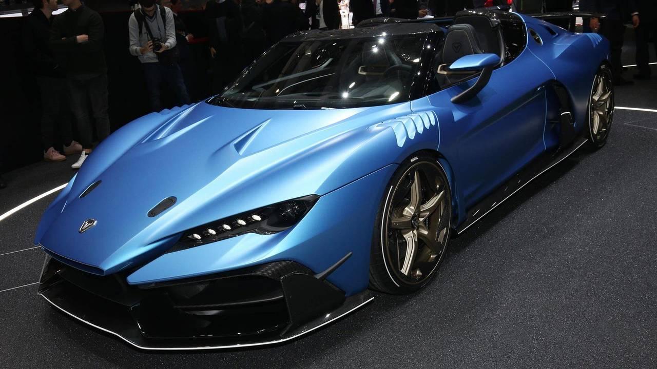 Italdesign Zerouno Duerta Roadster: Geneva 2018