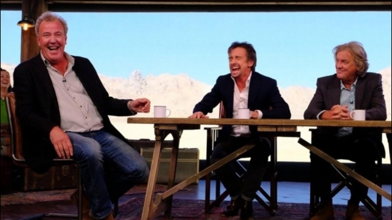 [Copertina] - The Grand Tour, come si vede il nuovo show di Jeremy Clarkson