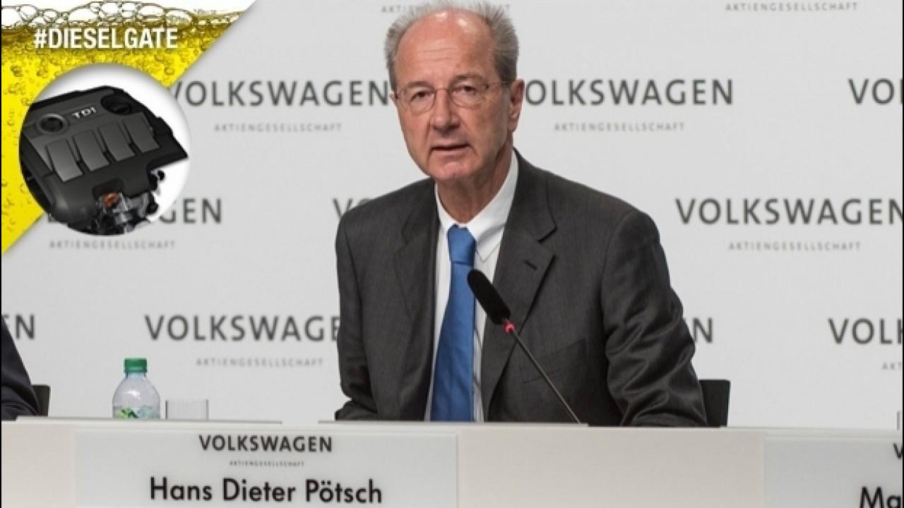 [Copertina] - Dieselgate Volkswagen, indagato anche il presidente