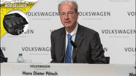 Dieselgate Volkswagen, indagato anche il presidente