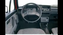 Volkswagen Golf, le foto storiche 010