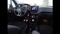 Peugeot 208 BlueHDi 120, test di consumo reale Roma-Forlì 011