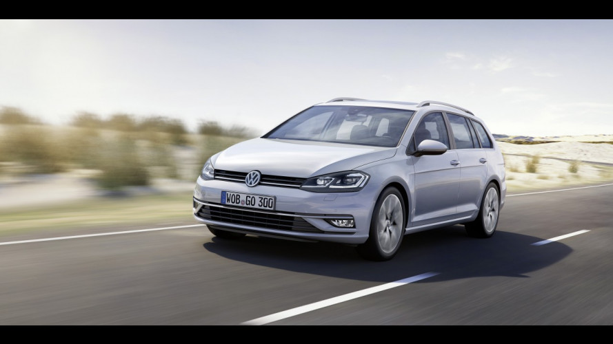 Volkswagen Golf, ecco il restyling [VIDEO]
