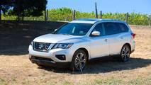 4. Nissan Pathfinder
