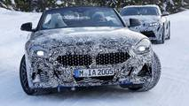 2019 BMW Z4 spy photo