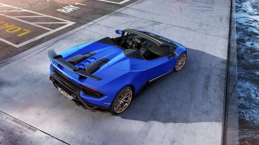 Lamborghini, iyi bir motor sesi için hibrit motorları kullanacak