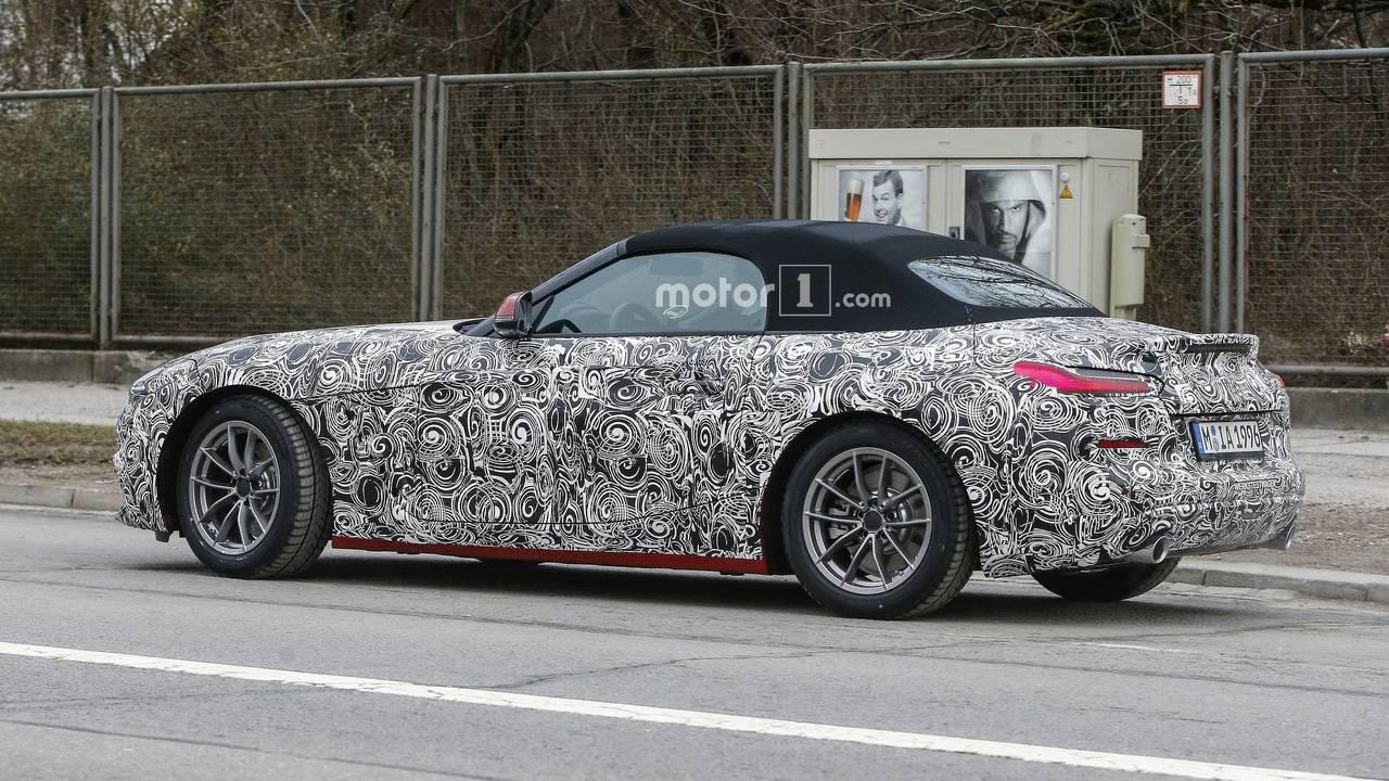 BMW Z4 2018