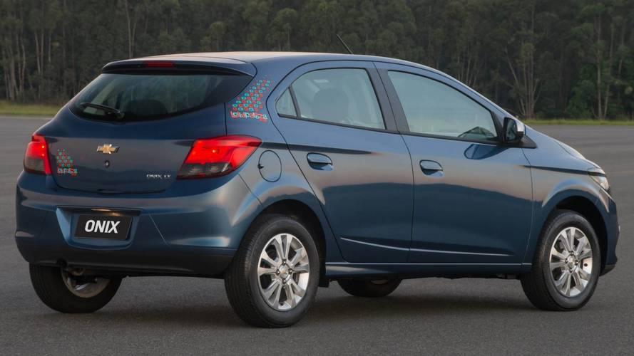 Chevrolet Onix Lollapalooza - 2014