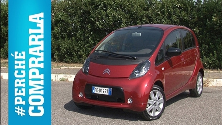 Citroen C-Zero, perché comprarla… e perché no [VIDEO]