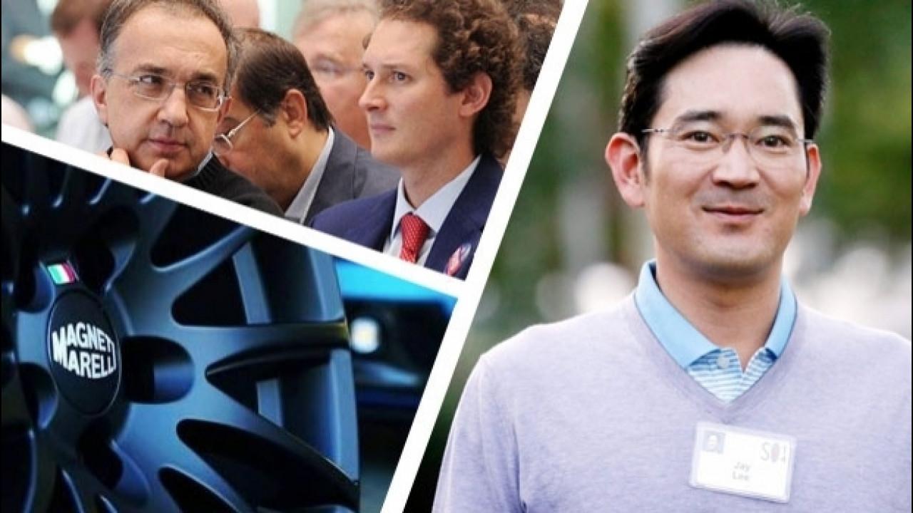 [Copertina] - Samsung e Magneti Marelli, l'importanza per l'Italia e FCA