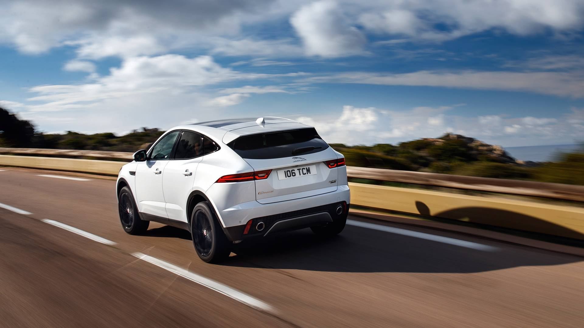 2018 Jaguar E-Pace S 240D AWD first drive: Lacking pace and
