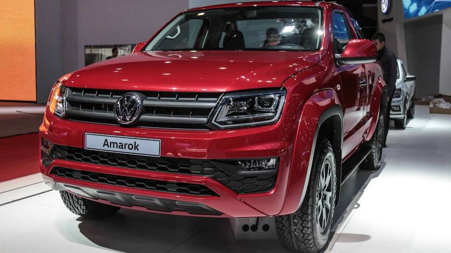 Exclusiva, VW Amarok Ducati Edition está à venda