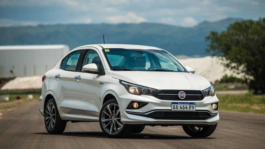 Fiat Cronos vende mais que Argo e lidera sedãs na Argentina