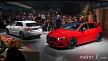 Mercedes A-Class presentation 2018