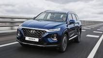 2019 Hyundai Santa Fe official reveal