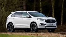 Ford Edge facelift (Euro-spec)