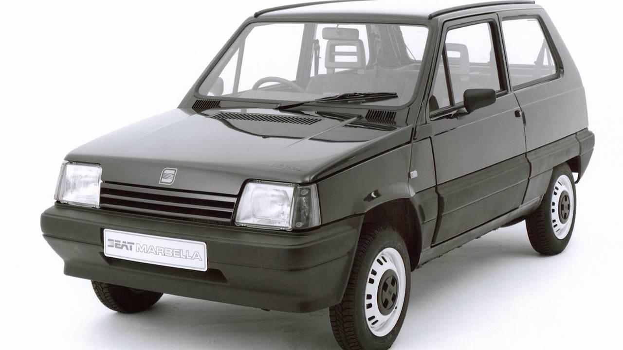 SEAT Marbella, 1986-1998